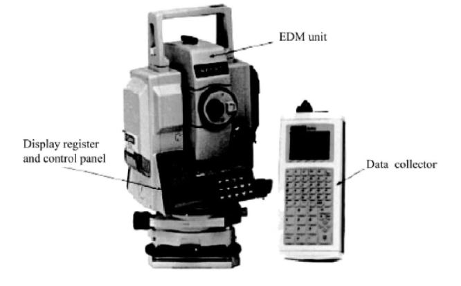 First Total Station