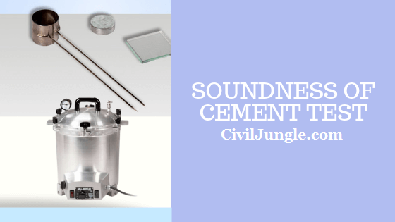 soundness of cement