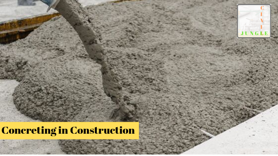 Concreting in Construction
