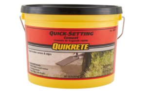 Quick Setting Cement
