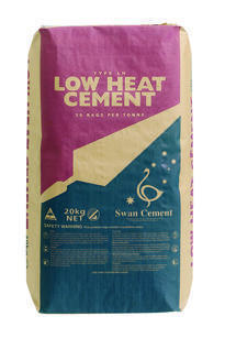 low heat cement