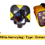 EDM in surveying