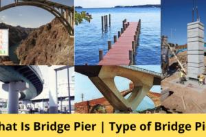 What Is Bridge Pier _ Type of Bridge Pier