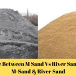 M-sand vs River sand