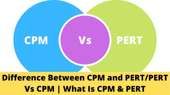 CPM & PERT