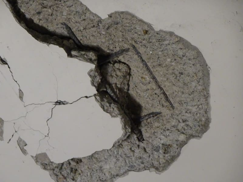 Prevent Concrete Spalling