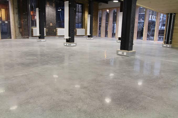 Granolithic Flooring