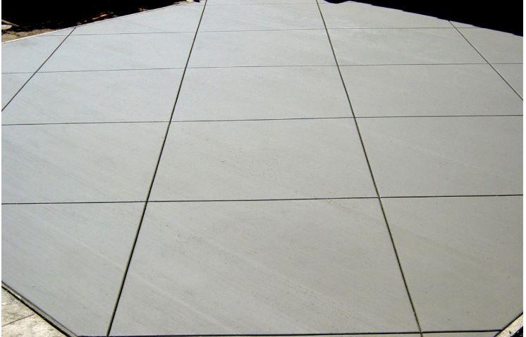 Decorative Concrete Joints -