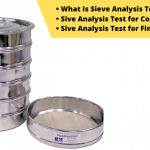 What Is Sieve Analysis Test